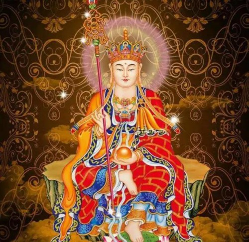 """地藏王菩萨为何称为""""地藏""""?"""